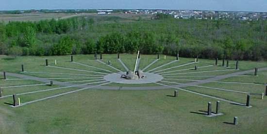 Sundials Of The World Canada Lloydminster Alberta
