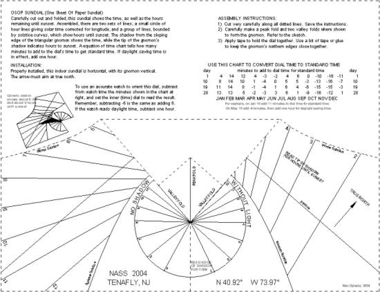 the sundial primer cad sundial creations mac oglesby